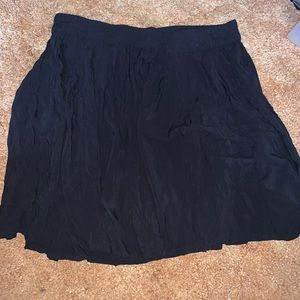 Aeropostale Black Skirt